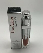 CHRISTIAN DIOR WOMEN ADDICT FLUID STICK LIP GLOSS,219 WHISPER BEIGE,0.18... - $44.55