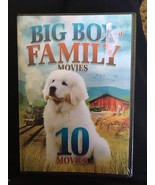 Big Box of Family Movies 10 Movies Vol.2 DVD, 2015, 2-Disc Set BRAND NEW... - $8.00
