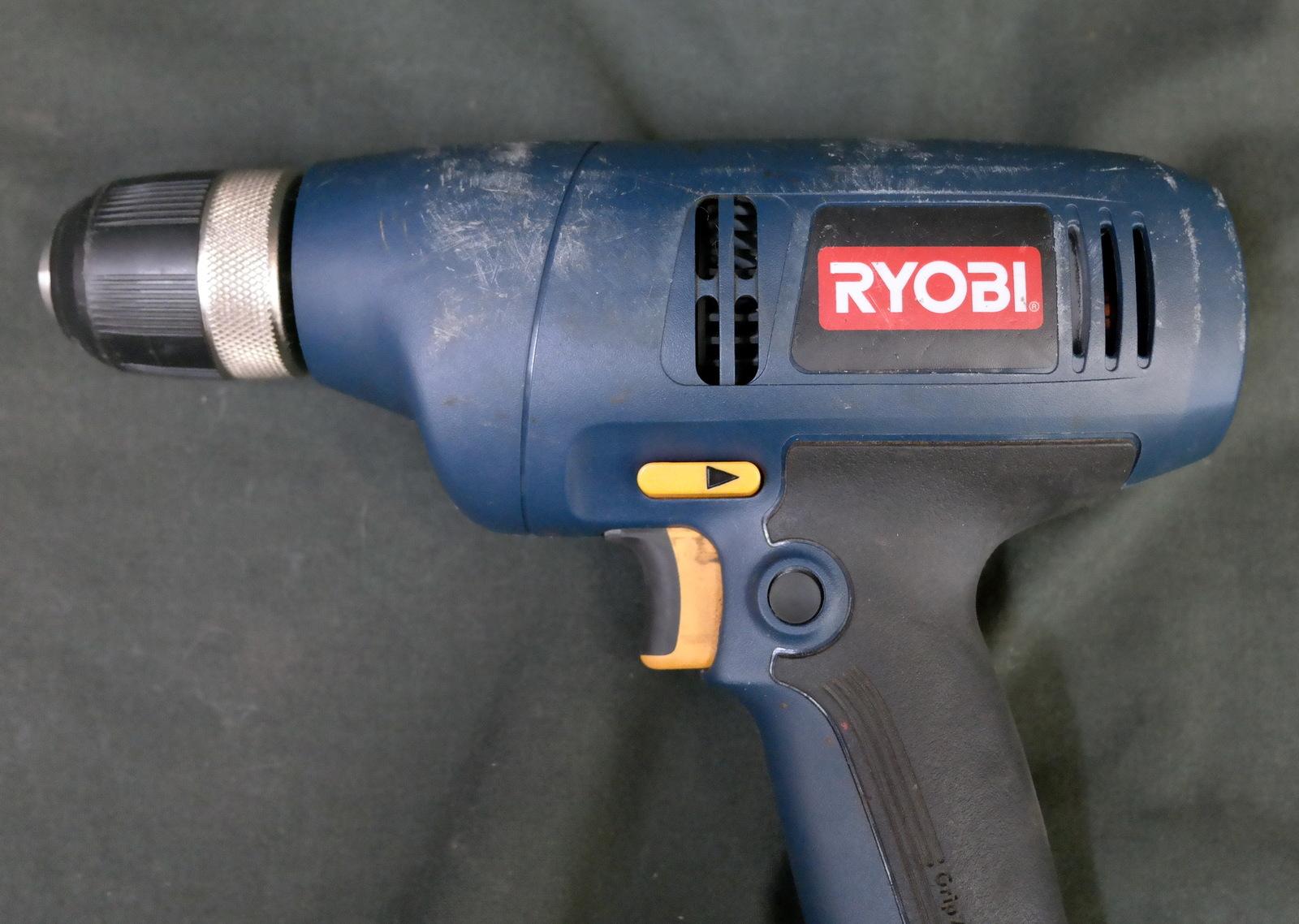 ryobi drill 19 listings rh bonanza com Ryobi Parts Ryobi Router Table Manual