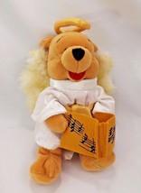 "Disney Store Choir Angel  Pooh Mini Bean Bag Plush 8""  Soft Fluffy Wings... - $8.45"