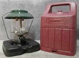 Vintage Feb 2000 Near Mint n Case Coleman 5152D700T 2-Mantle Propane Lan... - $39.99