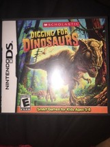 Digging for Dinosaurs (Nintendo DS, 2010) Brand New Factory Sealed - $24.25
