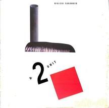 Alpha Record Ryuichi Sakamoto B 2 Units Alr 28003 Japanese Music - £52.56 GBP