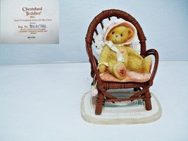 Cherished Teddies Ida Collectible Figurine - $8.90
