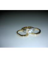 Wedding Ring Set Size 6 - $25.00