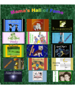 RENT-A-PANEL - Mama's Stuff Hall of Fame - Booth Promotions - $7.50