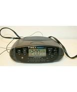 Timex Indiglo Night Light T433B Alarm Clock AM/FM Radio w/Battery Back U... - $35.00