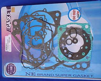 Honda CR250R Complete Gasket set 2002-2004 New *261*