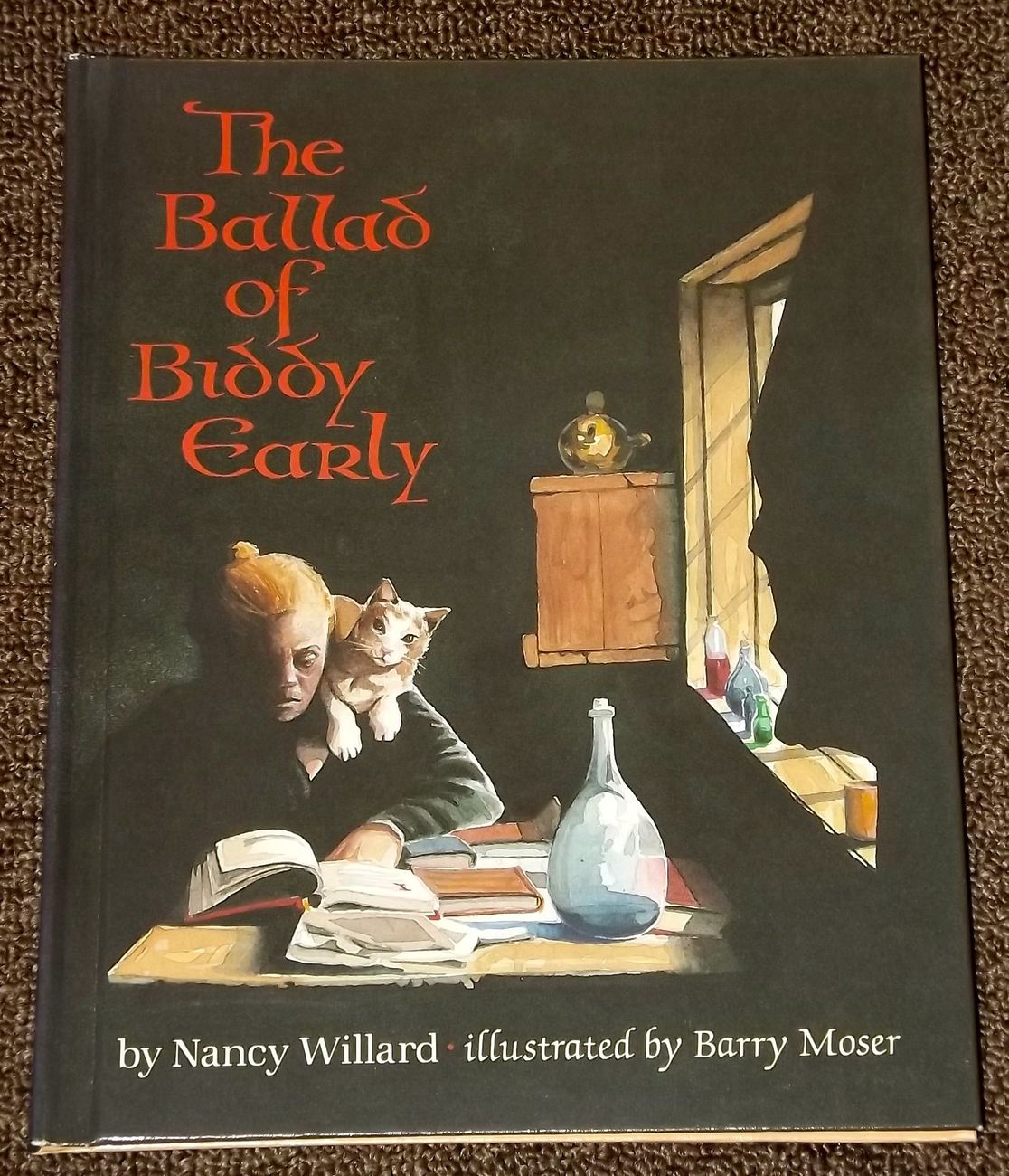 Primary image for The Ballad of Biddy Early by Nancy Willard and Barry Moser