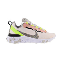Nike React Element 55 PRM Women's Shoes Light Soft Pink CD6964-600 - $130.00