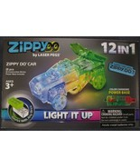 Laser Pegs Lighted Construction Set ZippyDO 12-in-1 Gyrocopter Roadster ... - $24.95