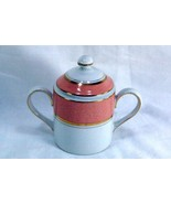 Gracious Living Apricot Frost Covered Sugar Bowl - $8.18
