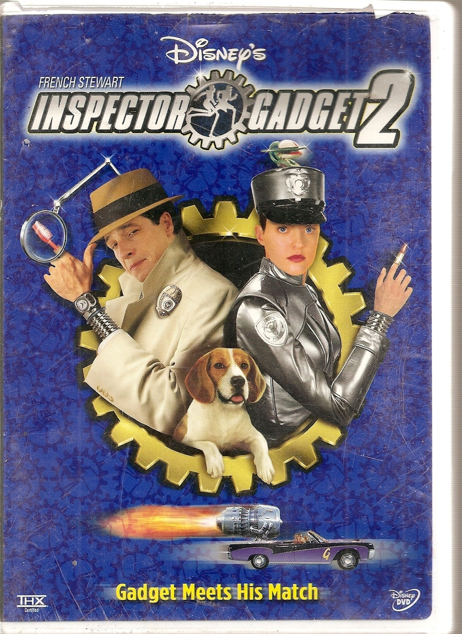 Primary image for DVD--Inspector Gadget 2