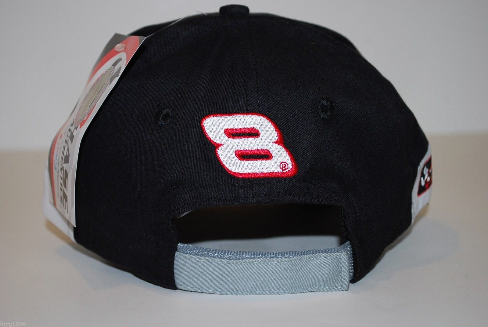 NASCAR CHASE AUTHENTICS  CAP HAT - BUD SNAP-ON RACING  - #8 DALE EARNHARDT JR
