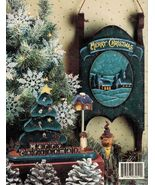 Tole Decorative Painting Kathy Morrissey's  Home For Christmas Corner Book - $13.99