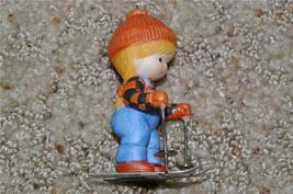 Country Cousins Katie Skiing Ornament - $7.99