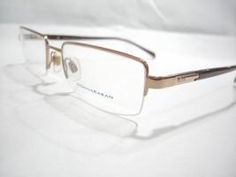 Donna Karan  Eyeglasses frame DY 3550 Gold 1015 Authentic 53-18-140 - $112.16