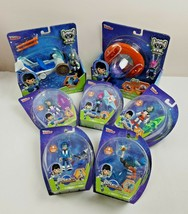 Miles from Tomorrowland Disney Junior Lot of 5 Figurines Scout Rover Hot... - $63.56