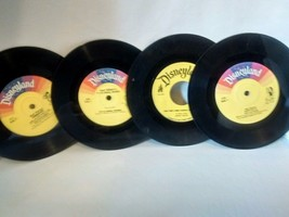 Disneyland Record Lot of 4 Small World Snow White Heigh Ho and more! - $21.80