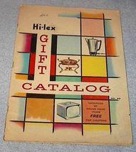 Vintage 1958 Hi-Lex Bleach Gift Premium Coupon Catalog no 20  - $29.95