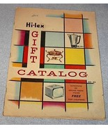 Vintage 1958 Hi-Lex Bleach Gift Premium Coupon Catalog no 20  - $29.95