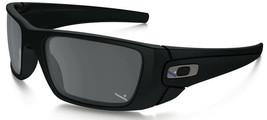 Oakley Fuel Cell Sunglasses OO9096-I4 Black Frame W/ Black Iridium INFIN... - $79.19