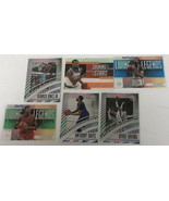 2019-20 Panini Illusions lot of 7 inserts Pippen Irving Anthony Davis Bi... - $12.19