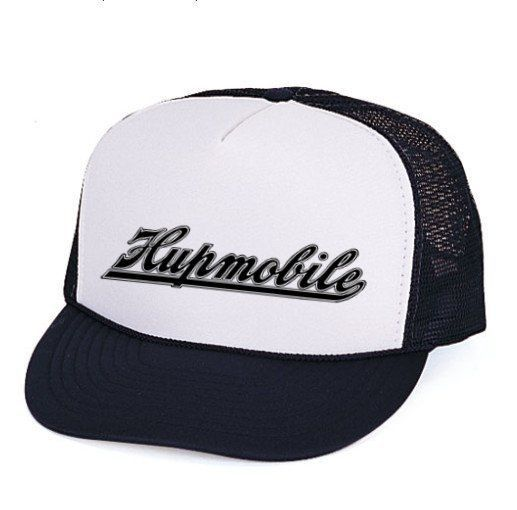 b06efef5942 Hupmobile Motor Cars Dealer Sales Service Trucker Cap One Size Fits All Mesh  -  12.95