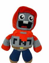 """Tube Heroes Exploding TNT Plush Jazwares Soft Stuffed Toy 7"""" - $8.99"""