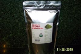 100% USDA RAW ORGANIC MORINGA LEAF POWDER 1 lb. oleifera - $18.00