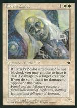 Magic: The Gathering: Fallen Empires - Farrel's Zealot (A) - $0.25