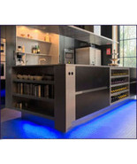 LED RGB Color Changing Under Bar Counter Lounge Night Club Recessed Ligh... - $49.95