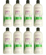 8 X SILKIENCE HAIR CARE Pro Formula 2-in-1 SHAMPOO & CONDITIONER 32 OZ A... - $48.50