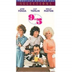 Nine to Five Vhs