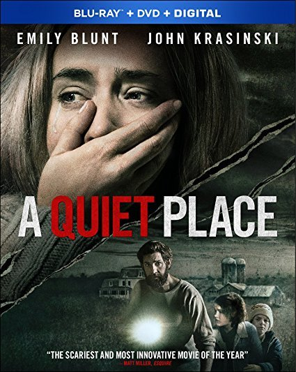 A Quiet Place [Blu-ray+DVD+Digital, 2018]