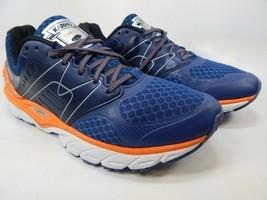 Karhu Fast 7 MRE Size US 11.5 M (D) EU 46 Men's Running Shoes Orange Blue