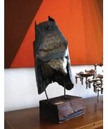 MID CENTURY OWL metal sculpture signed Eames Curtis Jere modern brutalis... - $1,284.00