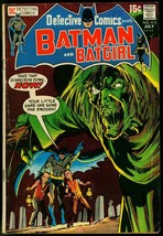 DETECTIVE COMICS #413-BATMAN-BATGIRL-DC VG - $16.14