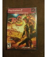 Jak 3 (Sony PlayStation 2 PS2, 2004) Greatest Hits Rated T Naughty Dog NIP - $23.75
