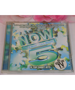 Now That's What I Call Music 5 19 Tracks Gently Used CD 2000 Sony Music - $12.99