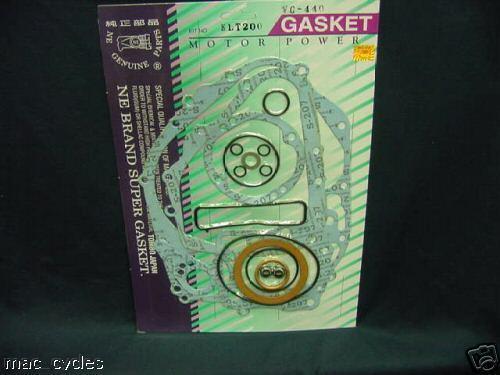 Kawasaki KLT200 1977-1983 Complete Gasket Set NEW  *440*
