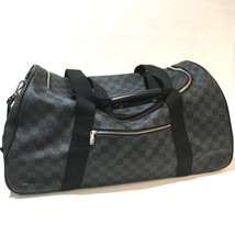 87f76f0eb482 AUTHENTIC LOUIS VUITTON Damier Graphite Neo - Eole 55 Trolley Carry Case...  -