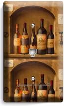 TUSCAN KITCHEN ITALIAN WINE CELLAR BOTTLE PHONE JACK TELEPHONE WALL PLAT... - $8.79