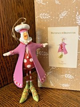 Patience Brewster 2012 Krinkles 12 Days of Christmas Mini Calling Bird O... - $59.95