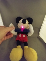 Disney Mickey Mouse Plush Tuney Bopper, Mickey Sings and Plays Harmonica - $9.00