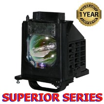 Mitsubishi 915P061010 Superior Series LAMP-NEW & Improved Technology For WD73733 - $59.95