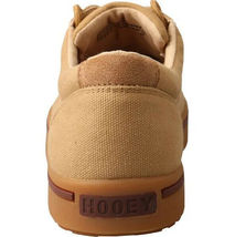 Twisted X Men's Hooey Lopers Beige Canvas Sneaklers Casual Shoes Mhyc003 10 1/2 image 5