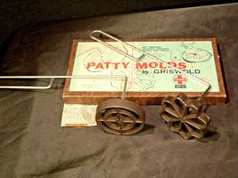 Patty Molds by Griswold AA-191762  Antiques image 5
