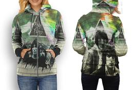 hoodie women zipper PINK - $48.99+