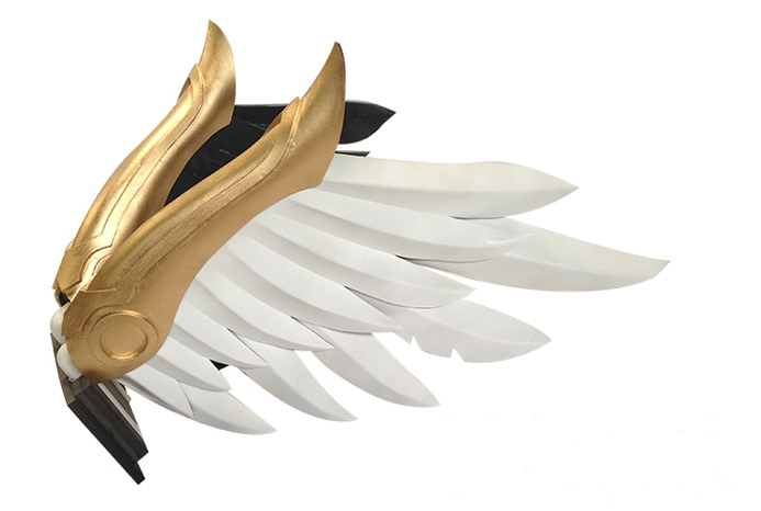 Primary image for Overwatch Mercy Skin Winged Victory Wings Cosplay Replica Prop for Sale